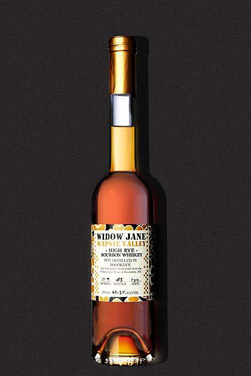 Wapsie Valley High Rye Bourbon